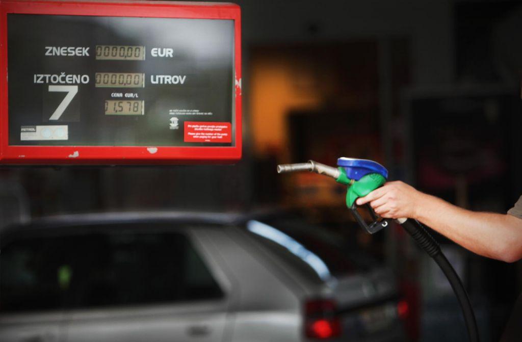 FOTO:Kako so se povišali davki na pogonska goriva