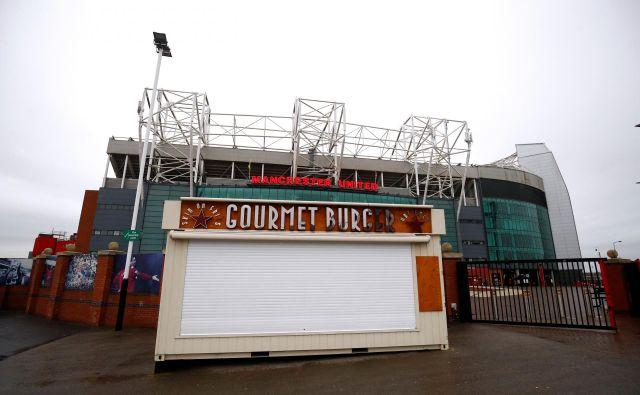 Manchester United bo utrpel ogromno izgubo zaradi pandemije. FOTO: Reuters