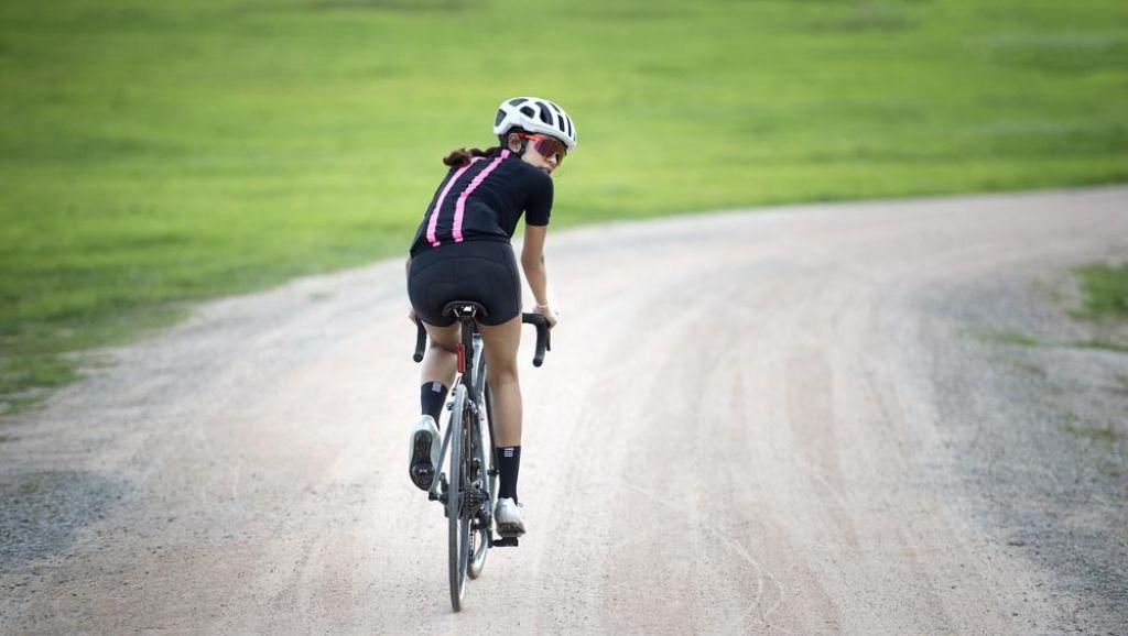 Žensko kolesarjenje je na točki, ki je zelo »in«