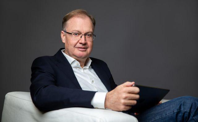 Epidemija je pokazala, da je nujno povečati naložbe v IT v zdravstvu, meni Tomaž Gornik, direktor podjetja Better. FOTO Arhiv podjetja