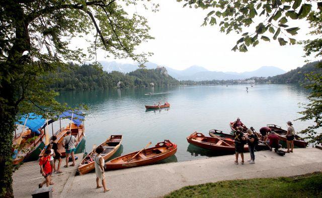 Turistični vavčerji po 400 evrov za vsakega prebivalca in temeljni državljanski dohodek, bi po mnenju LMŠ vplivali na večjo potrošnjo. Foto Mavric Pivk/delo