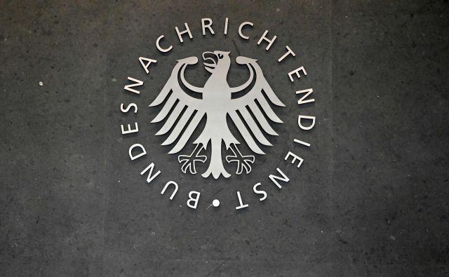 Nemško ustavno sodišče je stopilo na prste obveščevalni službi BND. Foto: AFP