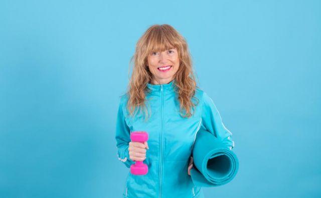 Telesna vadba je torej nuja in mora postati del našega vsakdana, našega življenjskega sloga. FOTO: Shutterstock