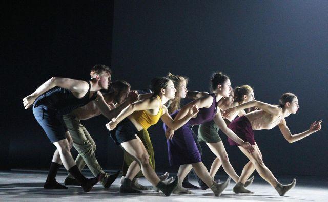 Sodobni ples je odrinjen na stranski tir. Foto Igor Modic