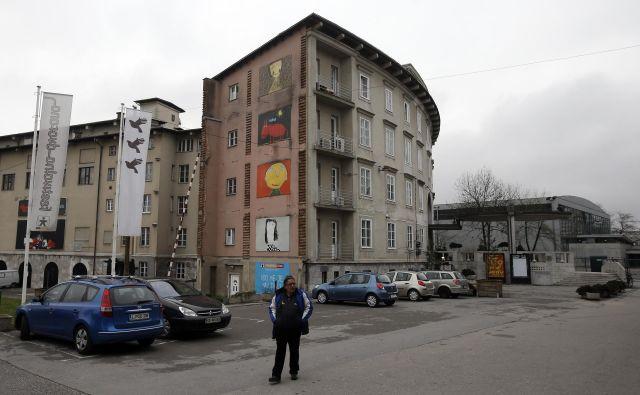 Zaradi epidemije sta imela Pionirski dom in Festivalna dvorana vsak za okoli 50 tisoč evrov manj prihodkov.<br /> FOTO: Blaž Samec/Delo