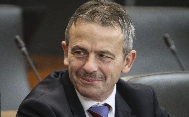 V SMC trdijo, da je Gregor Židan dejal, da je dobil sanjsko ponudbo za prestop. FOTO: Jože Suhadolnik/Delo