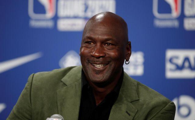 Vse, česar se dotakne Michael Jordan, se spremeni v zlato. FOTO: Reuters