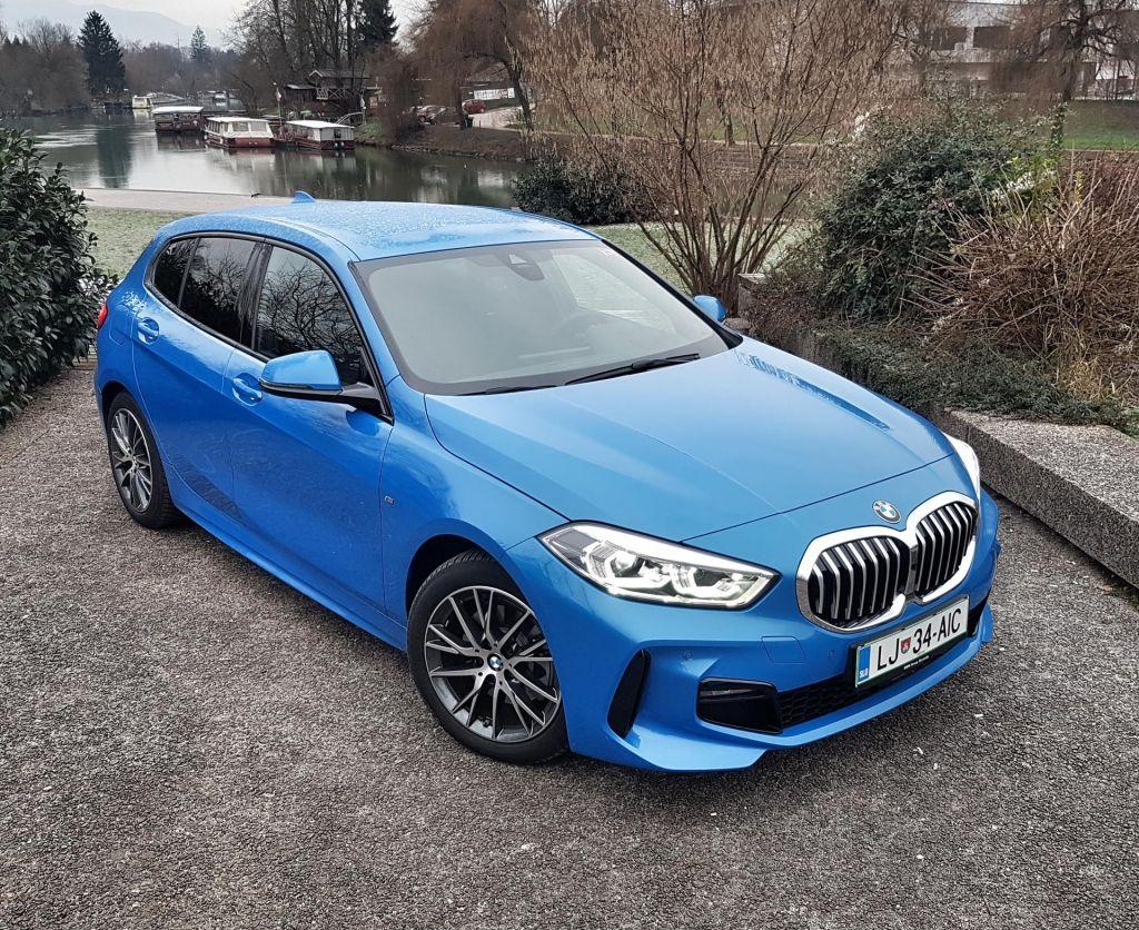 FOTO:Je to še pravi BMW?