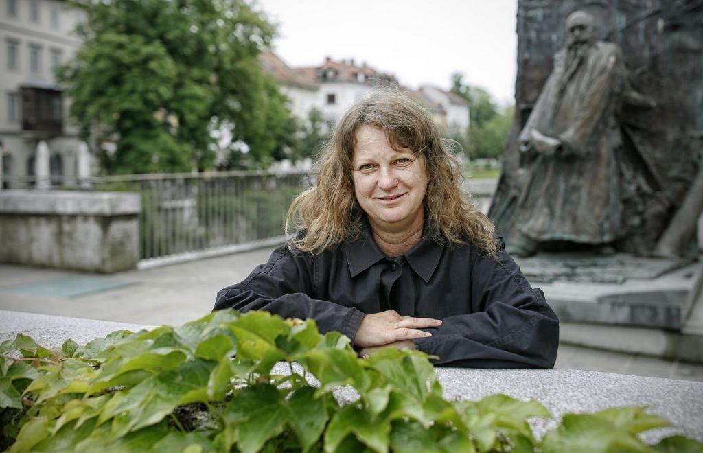 FOTO:Tijana Zinajić: Najraje bi kar zamižala in naj gre leto 2020 mimo