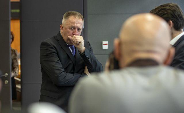 Po besedah Zdravka Počivalška sta sicer odhoda poslancevJanija Möderndorferja in Gregorja Židana pretresla poslansko skupino SMC.FOTO: Voranc Vogel/Delo