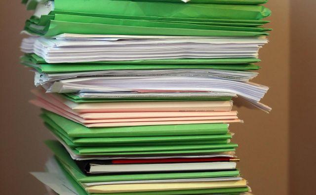 S skladnostjo poslovanja je kot z dokumenti – je urejena ali pa tudi ne.<br /> FOTO: Igor Mali