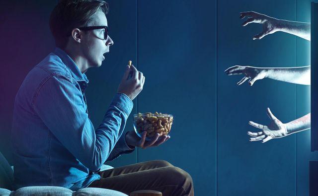 V grozljivkah so teme enako pestre kot v častitljivih filmskih žanrih. Foto Shutterstock