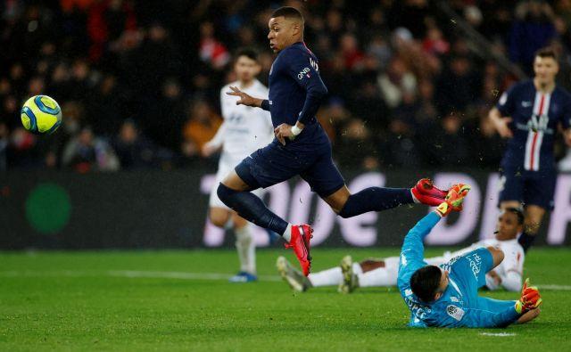 Vrhunec Realovega pomlajevanja bi bil prihod francoskega bliska Kyliana Mbappeja. FOTO: Reuters