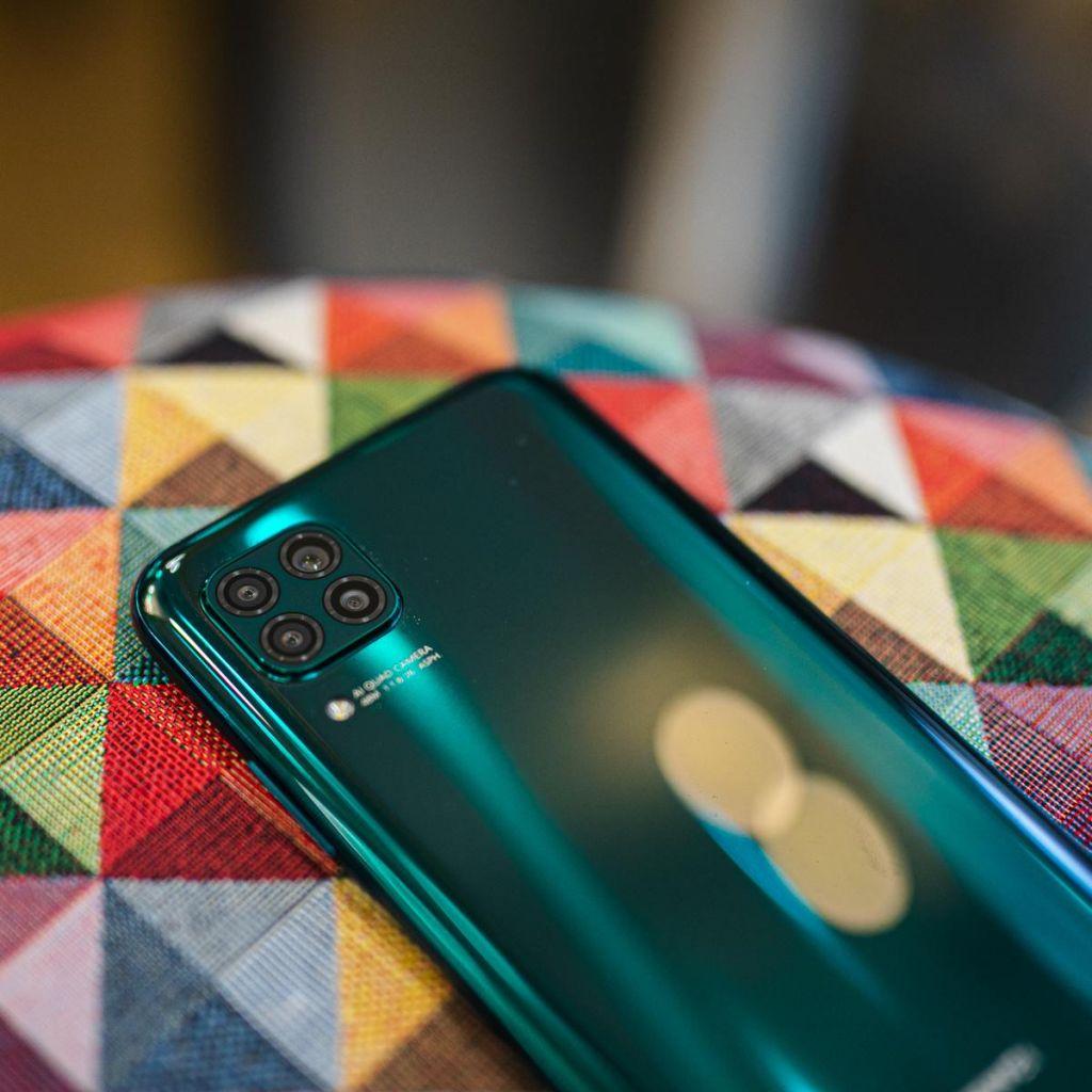 Huawei P40 lite – Vsestransko fotografsko doživetje s štirimi kamerami