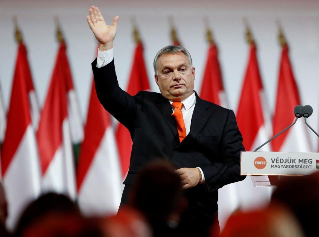 Madžarski premik proti vzhodu