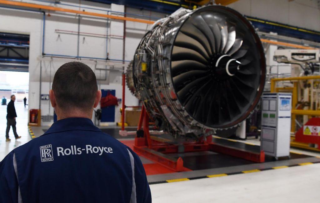 Rolls-Royce bo zaradi koronakrize odpustil 9000 zaposlenih