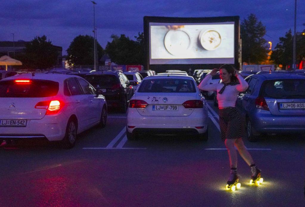 FOTO:Kino, v katerem so odraščali babyboomerji