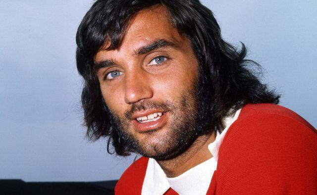 George Best je zaradi svojega videza dobil vzdevek peti Beatle. FOTO: Reuters