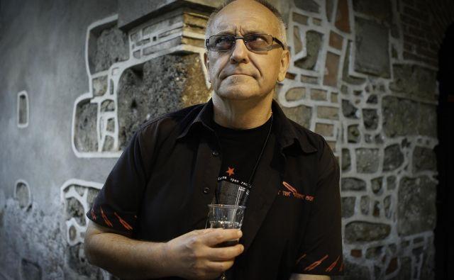 Igor Vidmar je tudi predsednik Gospodarskega interesnega združenja koncertnih organizatorjev Slovenije. FOTO Jože Suhadolnik/Delo