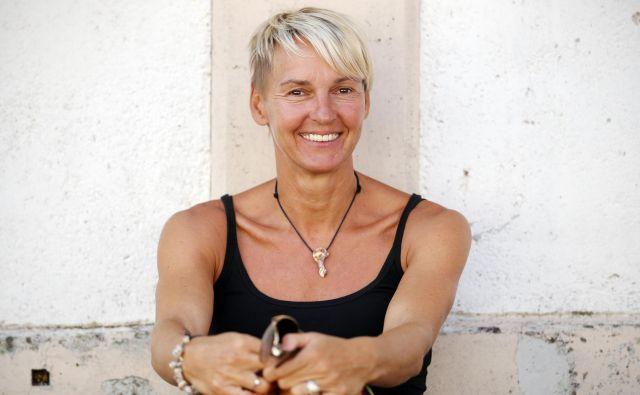 Brigita Bukovec je bila kar petkrat najboljša slovenska športnica leta. FOTO: Uroš Hočevar/Delo