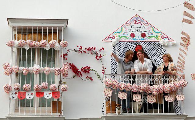 »Biti srečen« je postalo v 21. stoletju najvišji cilj civilizacijskega razvoja. Skorajda obsesija.Foto: Marcelo Del Pozo/Reuters