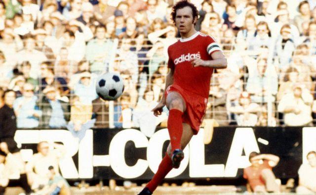 S Franzem Beckenbauerjem so prišli tudi uspehi za Bayern. FOTO: FCB
