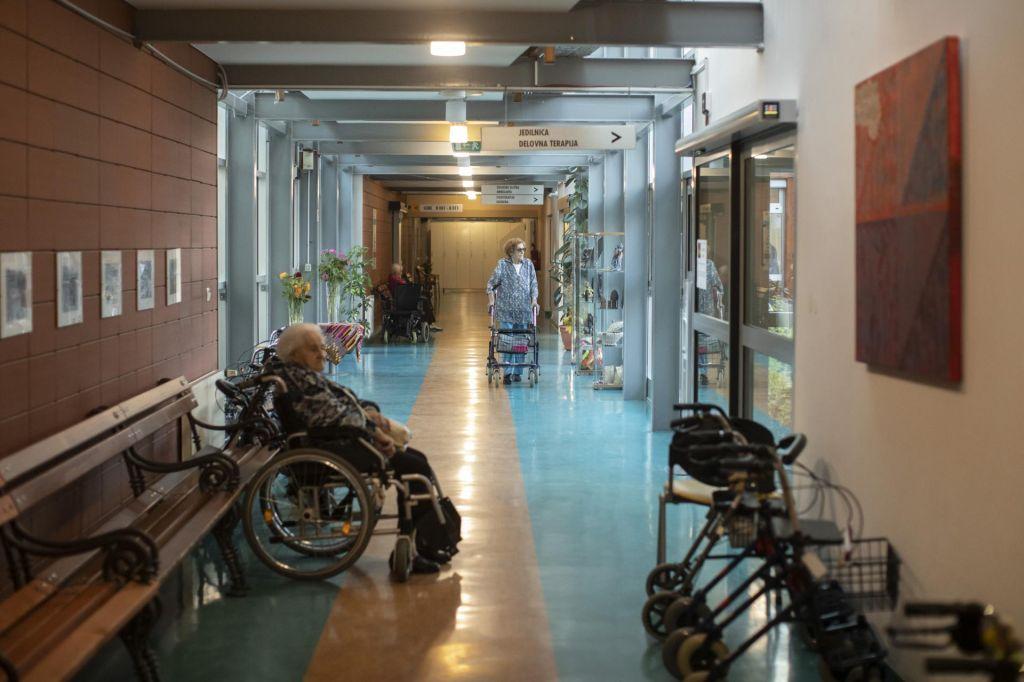 Mnoge bolezni so v starosti težje