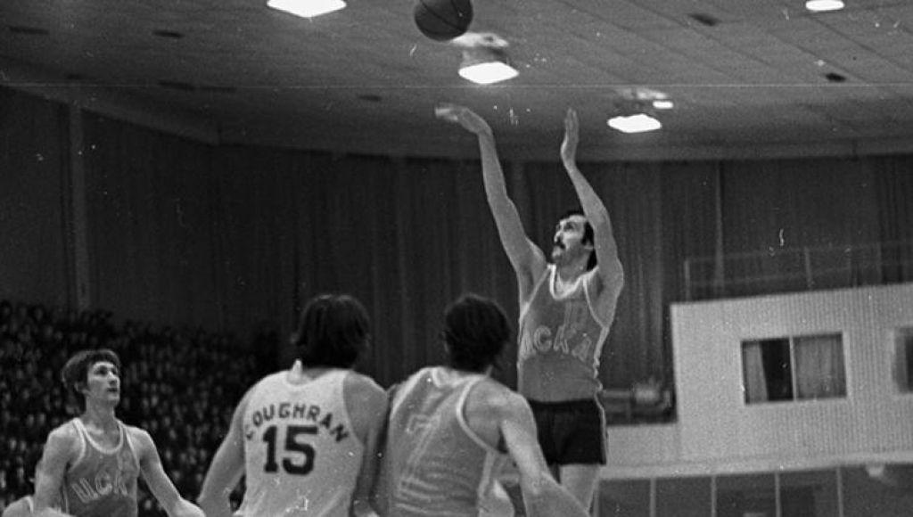 Junak SP 1970 je namesto v tekaški smučini zablestel s košarkarsko žogo