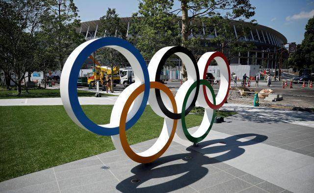 Vodilni možje Mednarodnega olimpijskega komiteja bodo oktobra snovali scenarije za izvedbo olimpijskih iger prihodnje leto. FOTO: Reuters