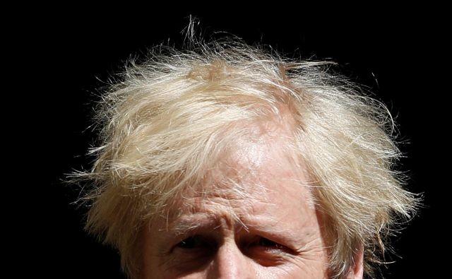 Britanski premier Boris Johnson in njegovi ministri so vse bolj prepričani, da v pogajanjih z EU nimajo več kaj za izgubiti. Foto: Reuters