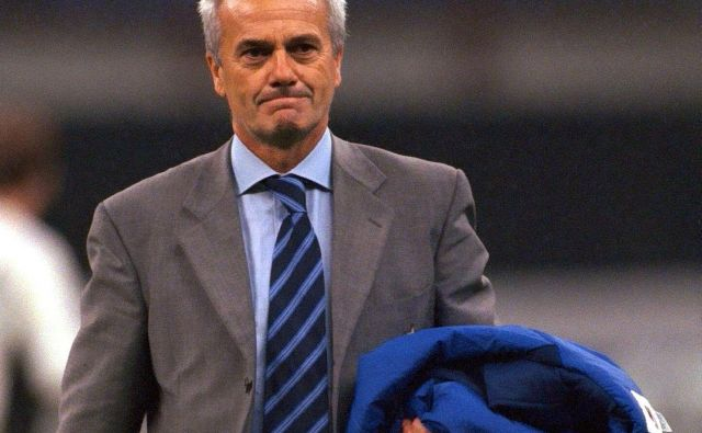 Gigi Simoni je ostal v srcih Interjevih navijačev. FOTO: Reuters