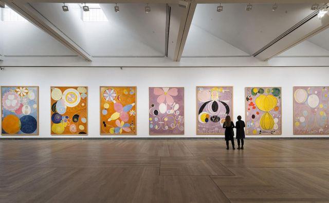 Retrospektive doslej niso prinesle preboja, morda bo to uspelo filmu <em>Izza vidnega</em>. Foto Muzej moderne umetnosti Stockholm