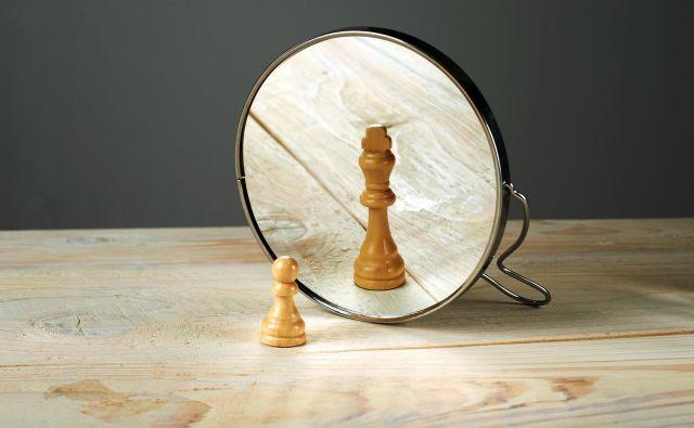 Zrcalce, zrcalce, (resnice ne) povej ... FOTO: Shutterstock
