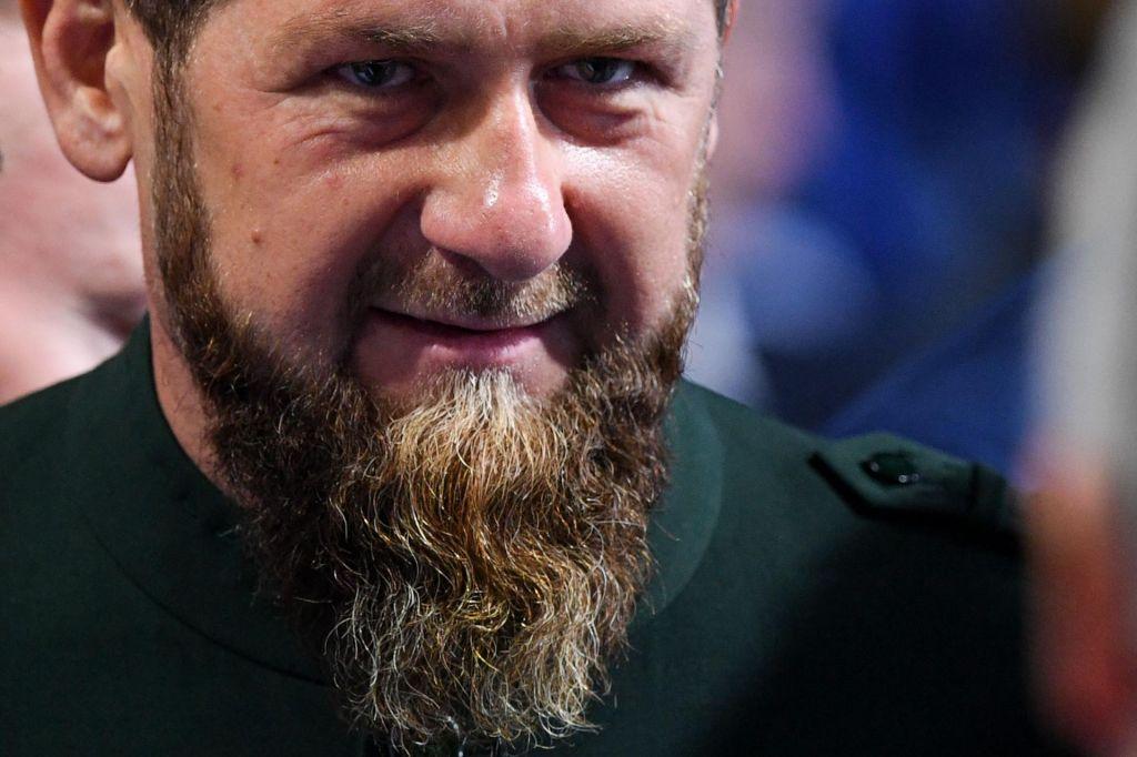 Ramzan Kadirov domnevno hospitaliziran zaradi koronavirusa