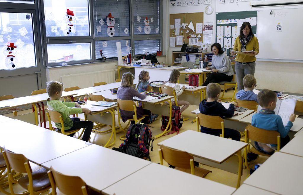 V šole se bodo verjetno kmalu lahko vrnili vsi učenci