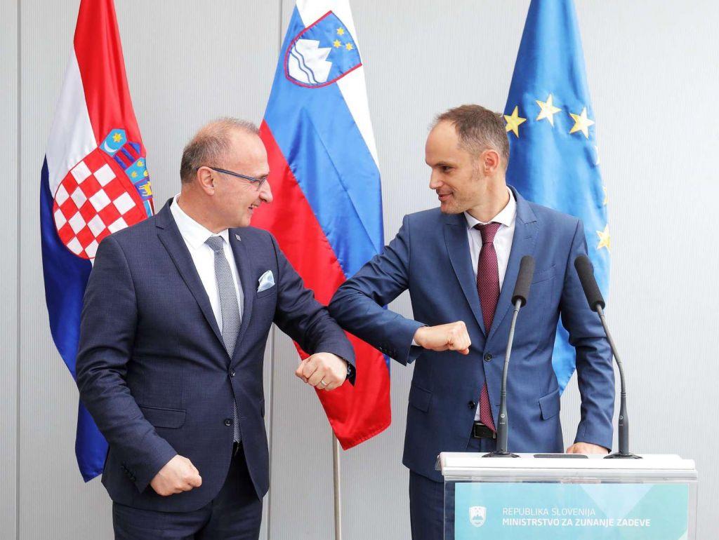 Novi dialog med Slovenijo in Hrvaško