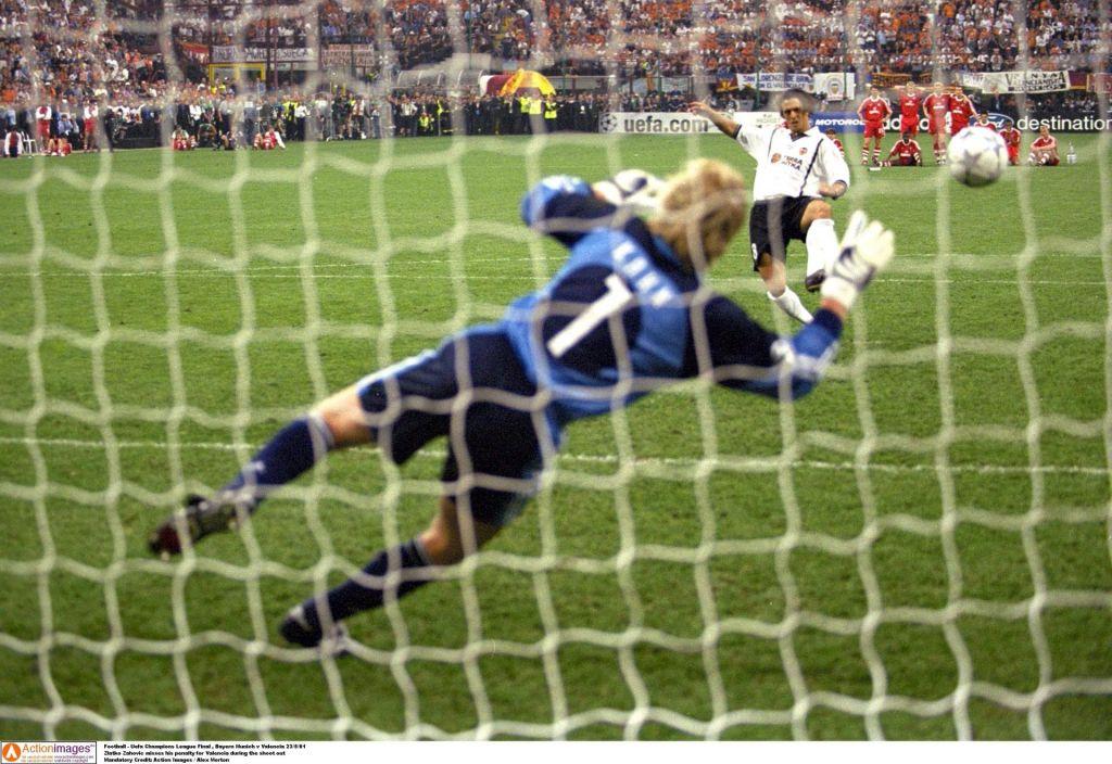 FOTO:Milano 2001: Večer spodrsljajev Zlatka Zahovića