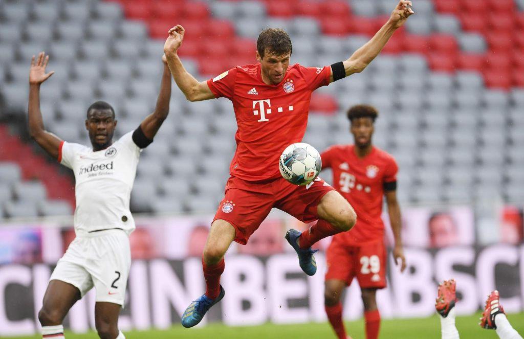 FOTO:Bayern v Dortmund s +4