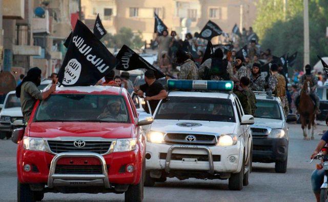 Borci Islamske države po vrnitvi v Evropo niso sojeni zaradi vojnih zločinov in genocida. FOTO: Arhiv