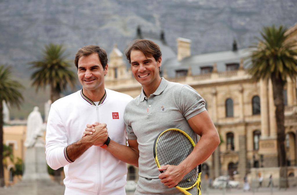 Roger Federer si ne predstavlja dvoboja brez gledalcev