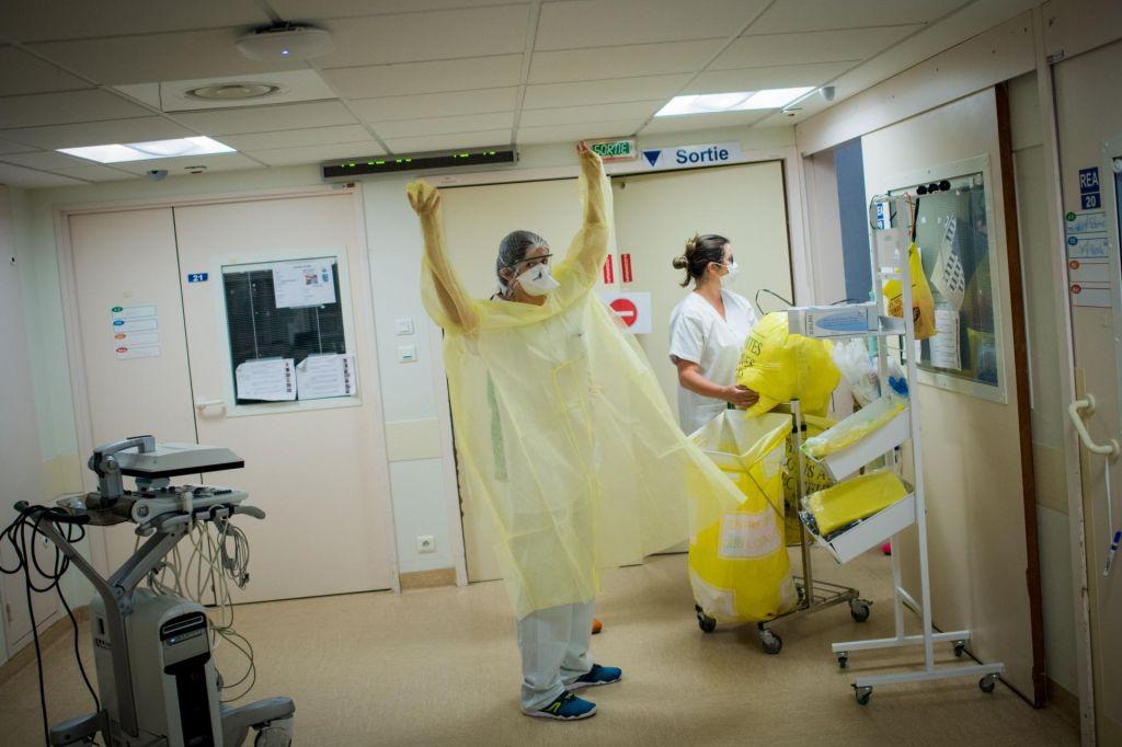 FOTO:Tudi v petek brez novih okužb in smrti
