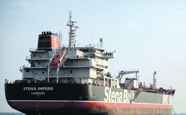 Prvi Iranski tanker z gorivom za Venezuelo je varno prispel na cilj. Fotografija je simbolična. FOTO: Afp
