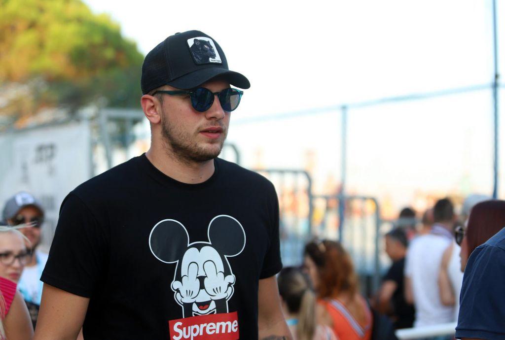 Bo šel Dončić v Disneyland?