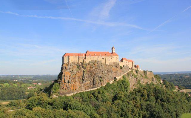 Eden najimpresivnejših na Cesti gradov: Riegersburg v jugovzhodnem delu avstrijske Štajerske. FOTO: Tourismusdienstleistungs GmbH