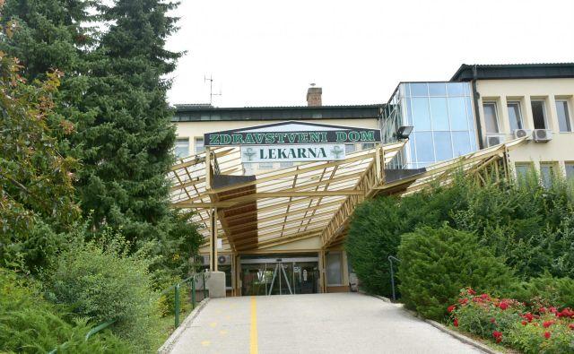 Delna energetska prenova Zdravstvenega doma Brežice bo stala 47.500 evrov. Foto Občina Brežice
