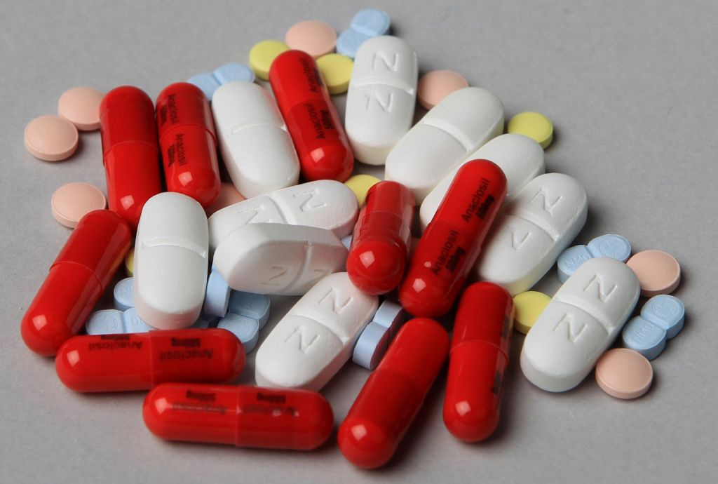 Lani vsakemu v povprečju devet receptov za zdravila