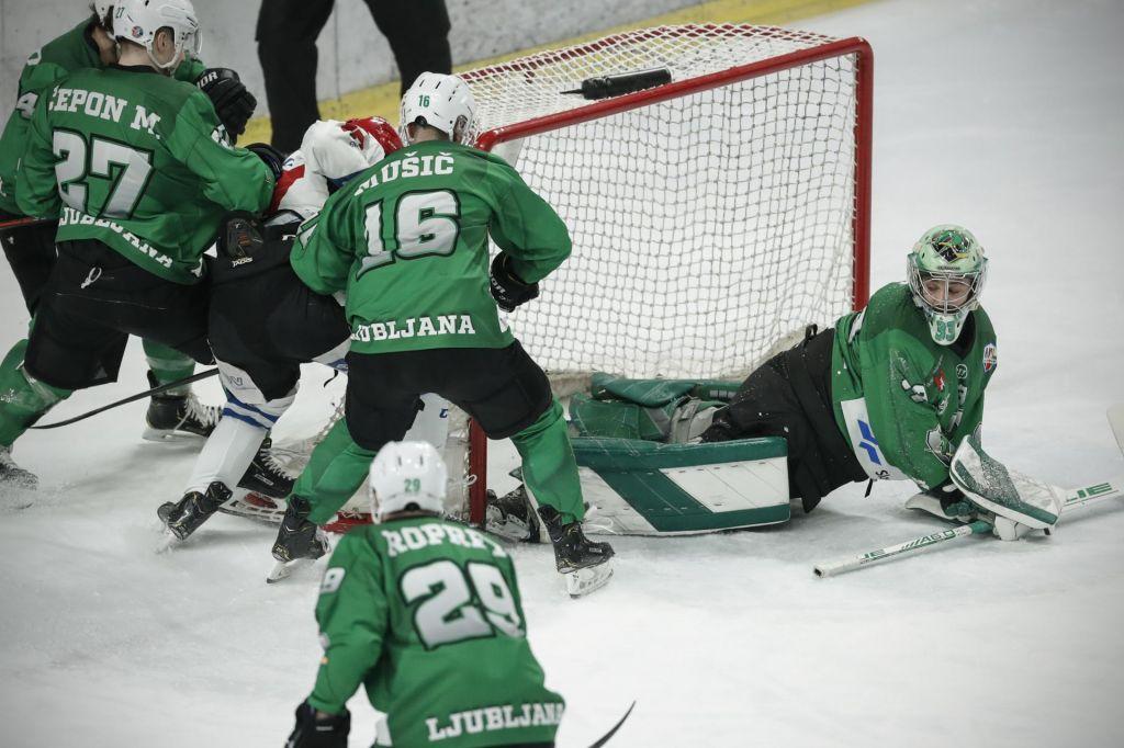 Za Olimpijo vendarle možnost skoka iz AHL na najvišjo raven