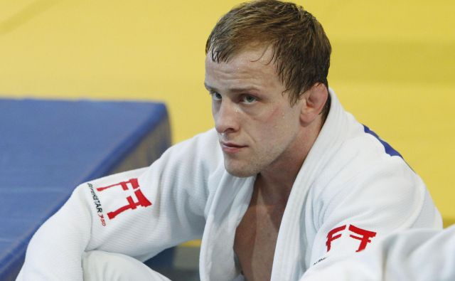 Rok Drakšič si bo prizadeval finski judo dvigniti na višjo raven. FOTO: Leon Vidic