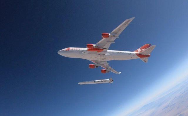 FOTO: Virgin orbit