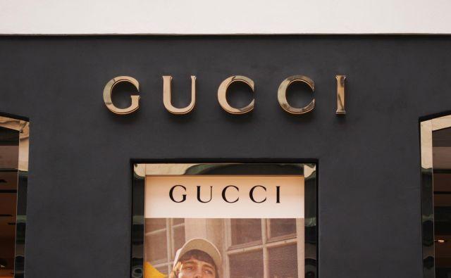 Gucci bo namesto petih kolekcij poslej predstavil le še dve »brezčasni« na leto. Foto Shutterstock
